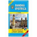 100. Besztercebánya környéke turista térkép VKÚ 1:50 000
