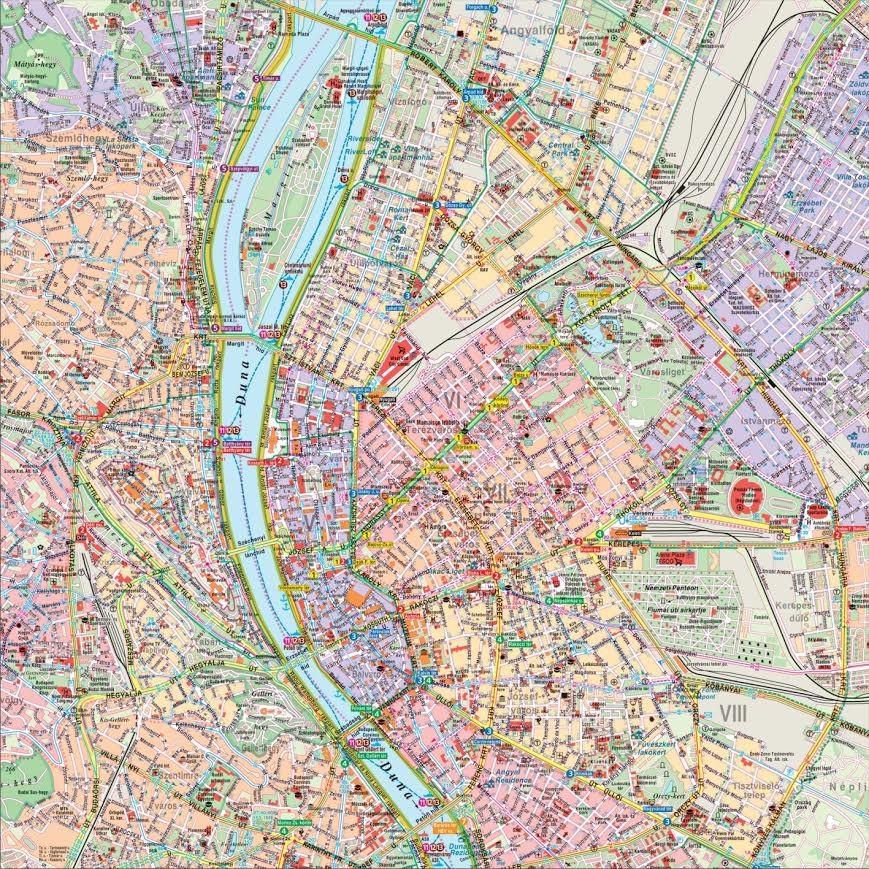 Www Budapest Térkép