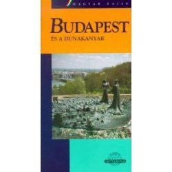Budapest és a Dunakanyar útikönyv Cartographia