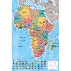 Afrika térképek