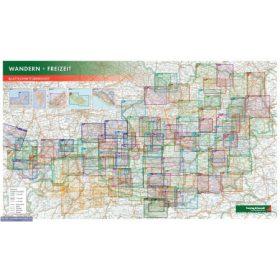 Olaszország Freytag turista térképek