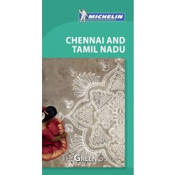 Chennai & Tamil Nadu útikönyv angol Green Guide  1506.