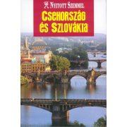 Csehország és Szlovákia útikönyv Nyitott Szemmel, Kossuth kiadó