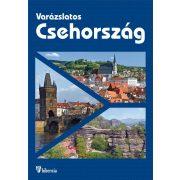 Varázslatos Csehország útikönyv Hibernia  2018