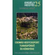 Csomád-hegycsoport könyv Tusnádfürdő és környéke Pallas-Akadémia