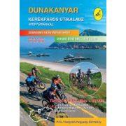 Dunakanyar kerékpáros útikalauz Frigória 1:50 000 2014