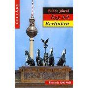 Egy hét Berlinben útikönyv Booklands 2000 kiadó