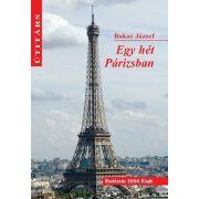 Egy hét Párizsban útikönyv Booklands 2000 kiadó