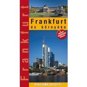 Frankfurt és környéke útikönyv Hibernia kiadó, Hibernia Nova Kft. 2015