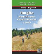 Hargita térkép Dimap Bt. 2019 1:65 000