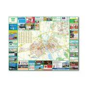 Hatvan térkép, Hatvan várostérkép Térképház Hatvani járás  2016  1 : 12 500