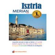 Isztria útikönyv Merián
