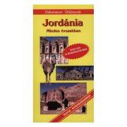 Jordánia útikönyv Dekameron kiadó