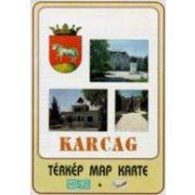 Karcag térkép Hiszi Map