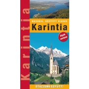 Karintia útikönyv Hibernia 2018