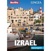 Izrael útikönyv Lingea-Berlitz Barangoló 2019