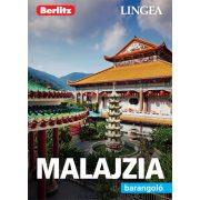 Malajzia útikönyv Lingea-Berlitz Barangoló 2019