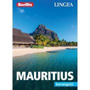 Mauritius útikönyv Lingea-Berlitz Barangoló 2019