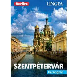 Szentpétervár útikönyv Lingea-Berlitz Barangoló 2019