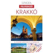 Krakkó útikönyv Lingea Felfedező 2019