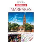 Marrakes útikönyv Lingea Felfedező 2019 Marrakesh útikönyv