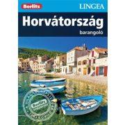 Horvátország útikönyv Lingea Barangoló 2018