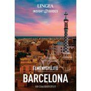 Barcelona útikönyv Lingea Élménygyűjtő 2018  Insight Guides magyar nyelven
