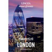 London útikönyv Lingea Élménygyűjtő 2018  Insight Guides magyar nyelven
