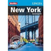 New York útikönyv Lingea Élménygyűjtő 2018  Insight Guides magyar nyelven