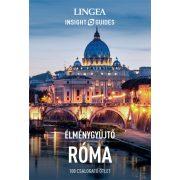 Róma útikönyv Lingea Élménygyűjtő 2018  Insight Guides magyar nyelven