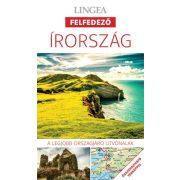 Írország útikönyv Lingea Felfedező 2018