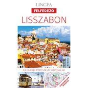 Lisszabon útikönyv Lingea Felfedező 2018