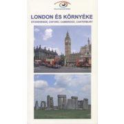 London és környéke útikönyv Magyar Szemmel