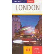 London útikönyv Polyglott kiadó