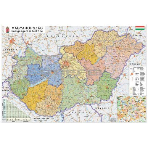 Magyarorszag Faliterkep St 200x140 Cm Nagy Meretu Papirposzter