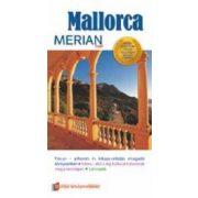 Mallorca útikönyv Merian kiadó