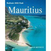Mauritius útikönyv Booklands 2000 kiadó - nagy méret
