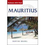 Mauritius útikönyv Booklands 2000 kiadó