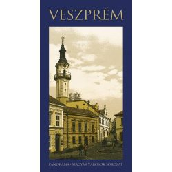 Veszprém útikönyv Panoráma kiadó