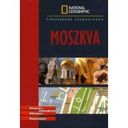 Moszkva útikönyv National Geographic - Városjárók zsebkalauza