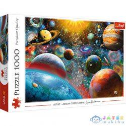 Univerzum 1000 db-os puzzle - Trefl 10624T Naprendszer puzzle, Univerzum puzzle, Bolygók puzzle 68x48 cm