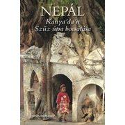 Nepál útikönyv Kossuth kiadó