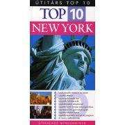 New York útikönyv Top 10 Panemex kiadó 2008