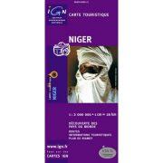 Niger térkép IGN 1:2 000 000