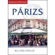Párizs útikönyv Booklands 2000 kiadó