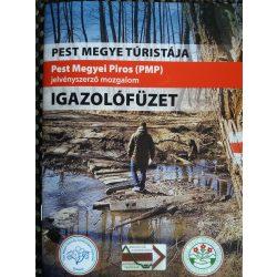 Pest megye turistája igazolófüzet, Pest megye igazolófüzet