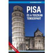Pisa útikönyv, Pisa és a toszkán tengerpart - Világvándor sorozat  2018