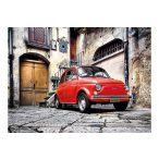 Clementoni Cinquecento HQC 500 db-os puzzle - 500-as Fiat (30575)