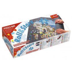 Puzzle szőnyeg, Puzzle kirakó szőnyeg Trefl Roll & Store 500-3000 db-os