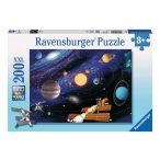 Ravensburger Naprendszer puzzle kirakó 200 db  49 x 36 cm